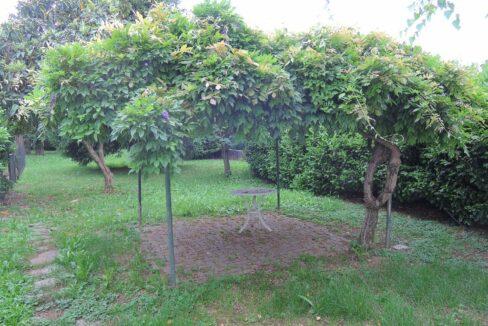 Villa indipendente con giardino Gallarate Crenna