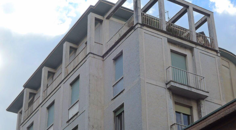 Attico con terrazzi centro storico Gallarate