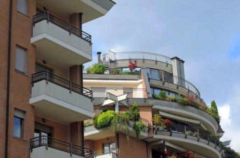 Bilocale con terrazzi Gallarate Ronchi