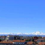 Attico con terrazzo panoramico a Gallarate