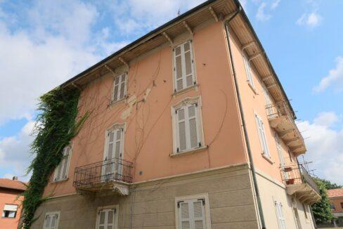 Un palazzo liberty a Samarate