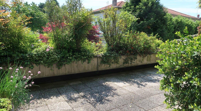 Ampia villa a schiera con giardino Gallarate